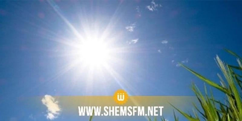 إرتفاع درجات الحرارة غدا الجمعة لتصل إلى 38 درجة