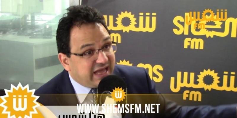 زياد العذاري:'برنامج التعاون عبر الحدود ميزانيته في حدود 250 مليون دينار'