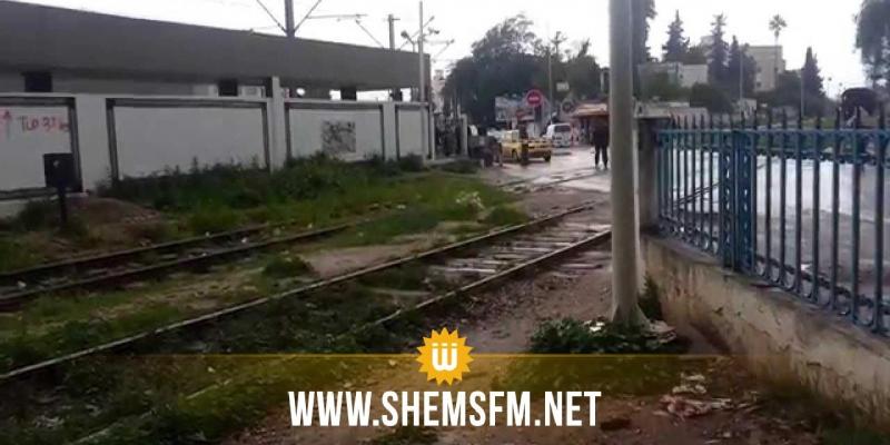 شركة السكك الحديدية تُحذر من تعطل الحواجز الآلية بين تونس ومنوبة