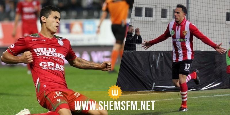 الحرباوي ينهي موسمه كأفضل هداف في بلجيكا وبن حتيرة من أبرز لاعبي البطولة المجرية