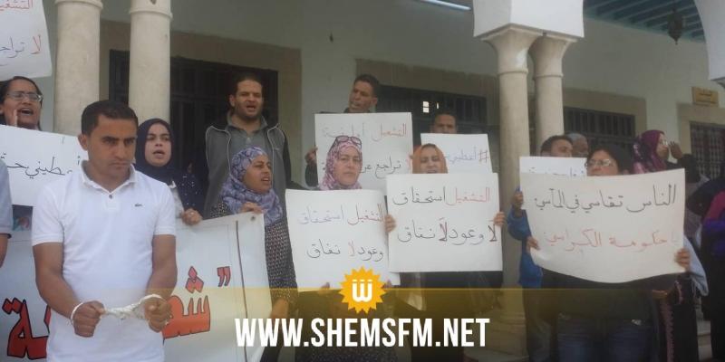 القيروان: عدم سماع الدعوى لشباب تنسيقية الأغالبة