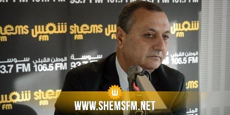 الشابي: 'المشاورات متطورة مع عدة أحزاب بينها المسار وحركة تونس إلى الأمام'