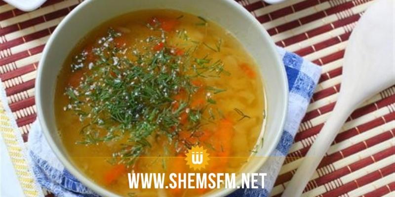 صحة: فوائد الحساء في رمضان