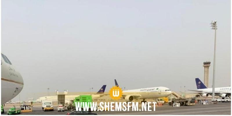 الحوثيون يستهدفون مطار نجران السعودي بطائرة مسيرة