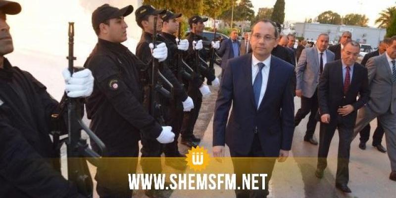 وزير الداخلية يؤكد 'وجود مخططات أمنية تتطور حسب الأوضاع'