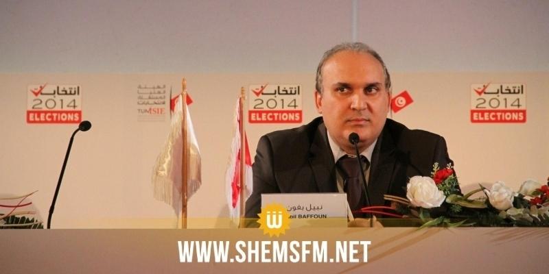 نبيل بفون:'عدد المسجلين القدامى والجدد بلغ 6 ملايين و800 ألف مسجل'