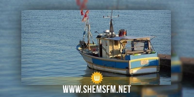علقوا في عرض البحر يومين: إنقاذ 3 بحارة تعطل مركب صيدهم في سوسة