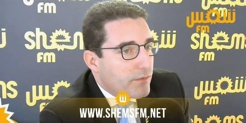 سليم العزابي:'لم يطلب أي أحد من كمال مرجان سحب ترشحه للإنتخابات الرئاسية'