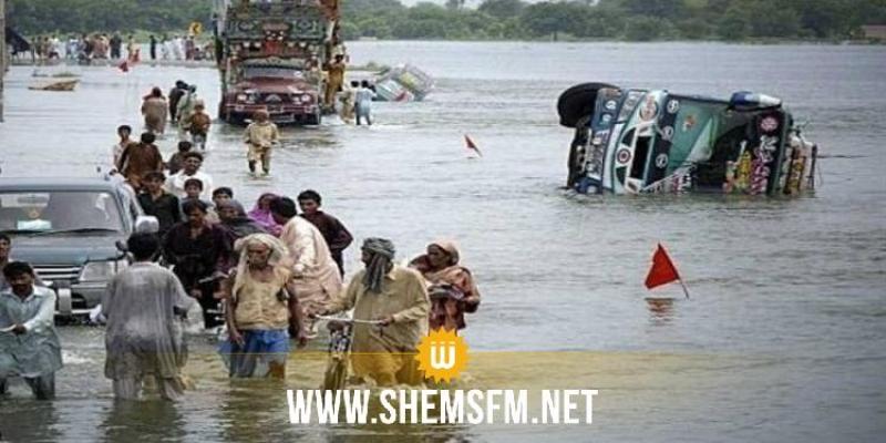أفغانستان.. الفيضانات تودي بحياة 24  شخصاً