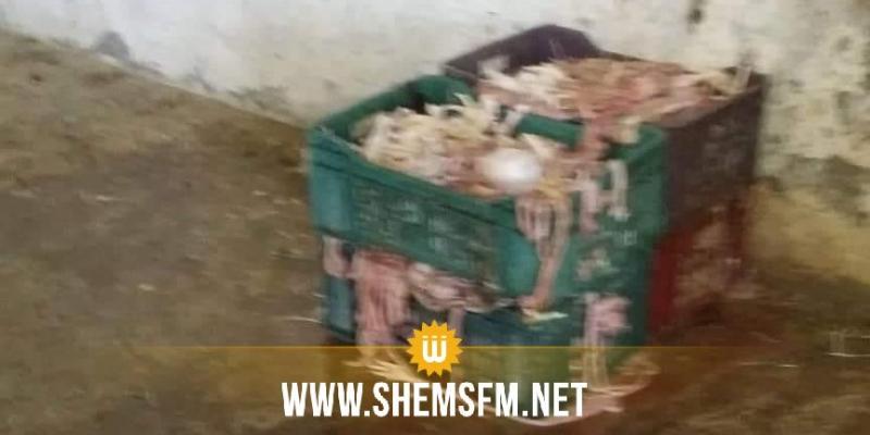 نابل: حجز كمية كبيرة من لحوم الدواجن في مذبح عشوائي