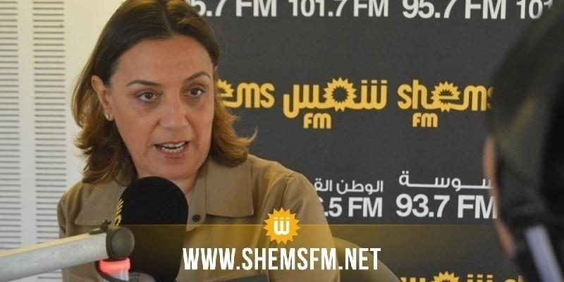 ريم محجوب: آفاق تونس لن يتحالف مع حكومة فيها حركة النهضة