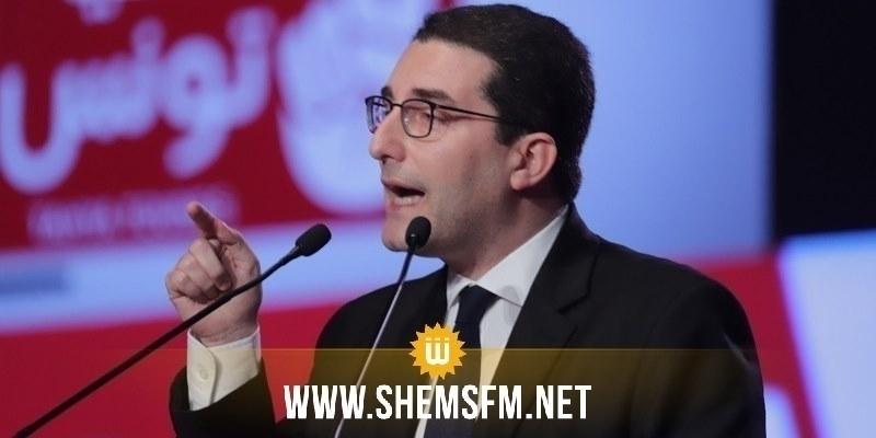 سليم العزابي: 'حركة النهضة تعد المنافس المباشر والطبيعي لحركة تحيا تونس'