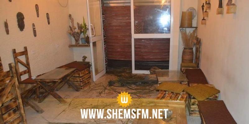 الاعتداء على مقهى في رادس: وزارة الداخلية تُقدم تفاصيل الحادثة