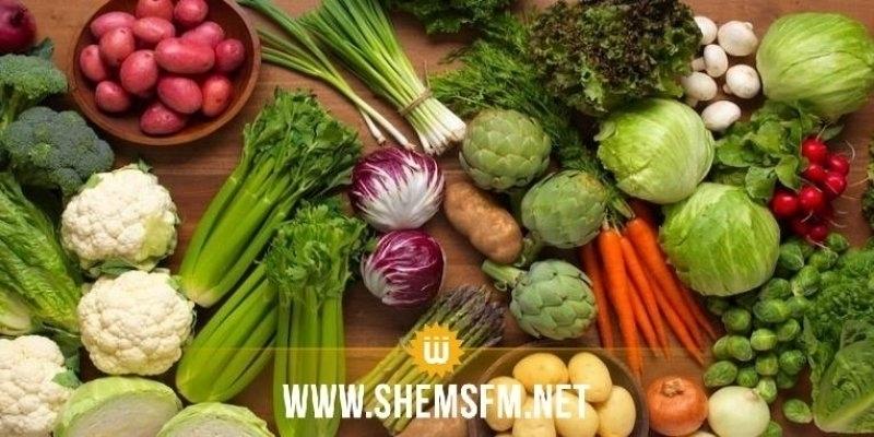 وزارة التجارة: تسجيل تراجع في أسعار الخضر والغلال واللحوم مقارنة مع بداية شهر رمضان