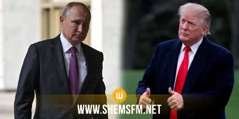 لقاء مرتقب سيجمع بوتين بترامب في اليابان الشهر الجاري