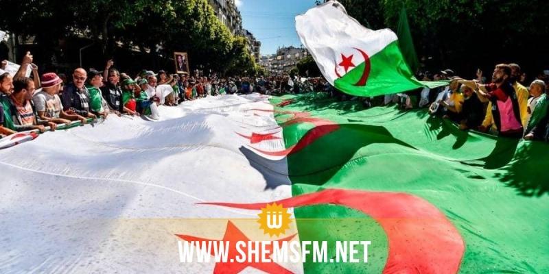مسيرات تضم الآلاف من المتظاهرين في الجزائر