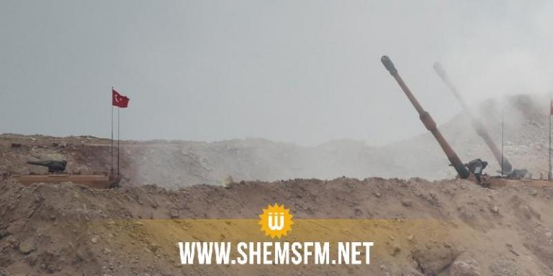 مقتل جندي تركي وإصابة 6 آخرين