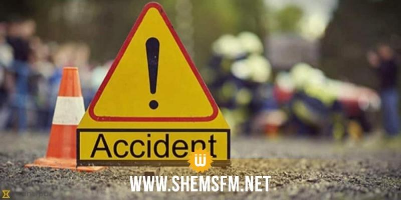 جرجيس: وفاة شخصين فى حادث مرور وإصابة 3 آخرين