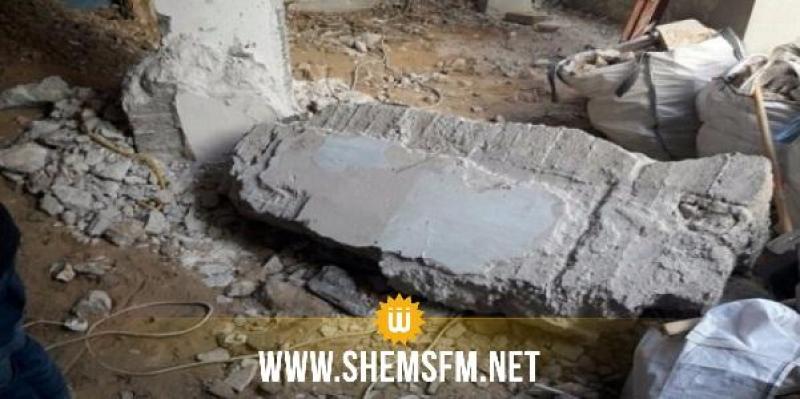 القيروان: وفاة امرأة بعد سقوط جدار أحد جيرانها على رأسها وردمها بالكامل