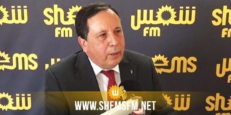 الجهيناوي: 'ترشح تونس لمجلس الأمن لم يكن اوتوماتيكيا بل نتيجة عمل ديبلوماسي'