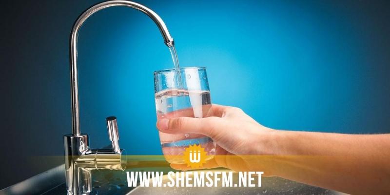 إنقطاع  الماء الصالح للشرب بمناطق لافايات وحي الحدائق وحي الخضراء والحي الأولمبي