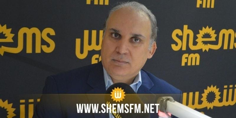 بفون يؤكد رفض ترشحات النهضة والجبهة ونداء تونس للإنتخابات الجزئية البلدية