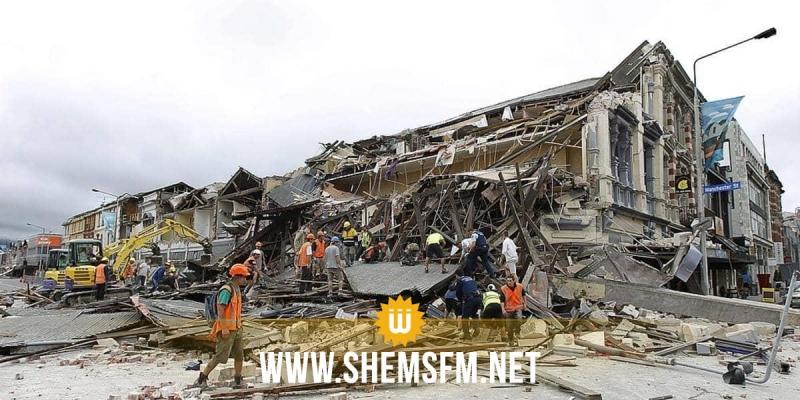 نيوزيلندا: زلزال بقوة 7،4 درجات وتحذير من تسونامي
