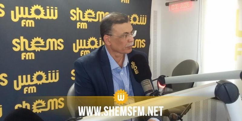 بوعلي المباركي: 'لا نقبل المساس بأمن تونس الغذائي وعلى الحكومة تحديد أسباب الحرائق'