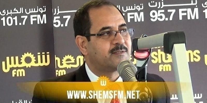 رضا السعيدي: 'راشد الغنوشي فكك ألغام الأزمات الكبرى بالبلاد'