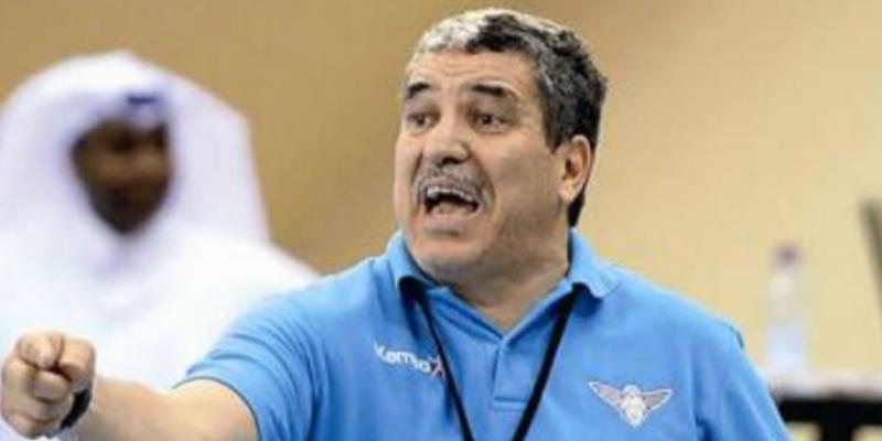 كرة اليد : الجزائري كمال عقاب يعود إلى تدريب النجم الساحلي