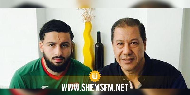 الملعب التونسي ينتدب اللاعب زين الدين التواتي
