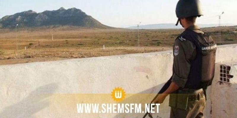 القبض على 12 شخصا بصدد اجتياز الحدود البرية خلسة