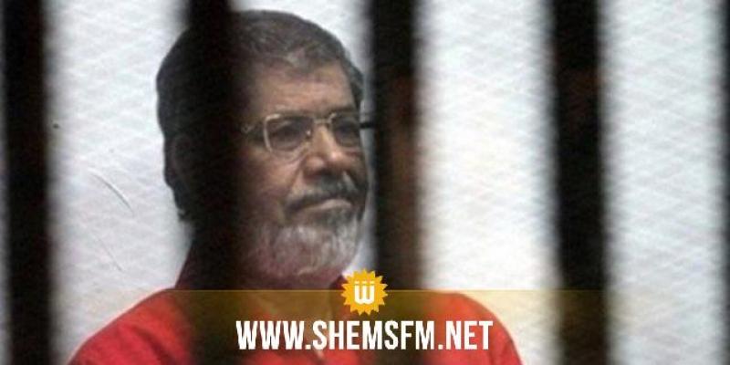 آخر ما قاله الرئيس المصري الأسبق محمد مرسي قبل وفاته بدقائق