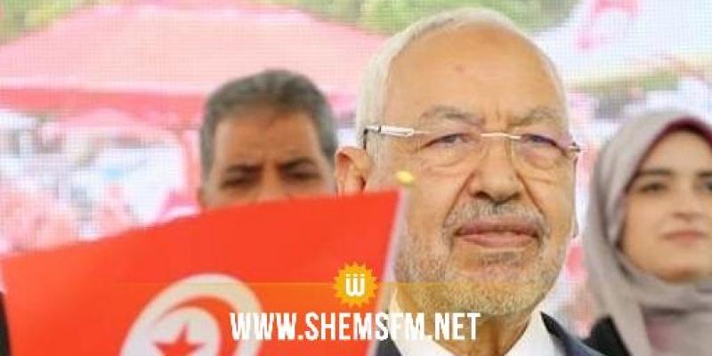 الغنوشي يأمل ان تكون وفاة مرسي'مدعاة لوضع حد لمعاناة آلاف المساجين السياسيين وإطلاق سراحهم'