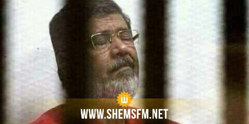 النيابة العامة المصرية تصدر تصريحا بدفن جثة محمد مرسي