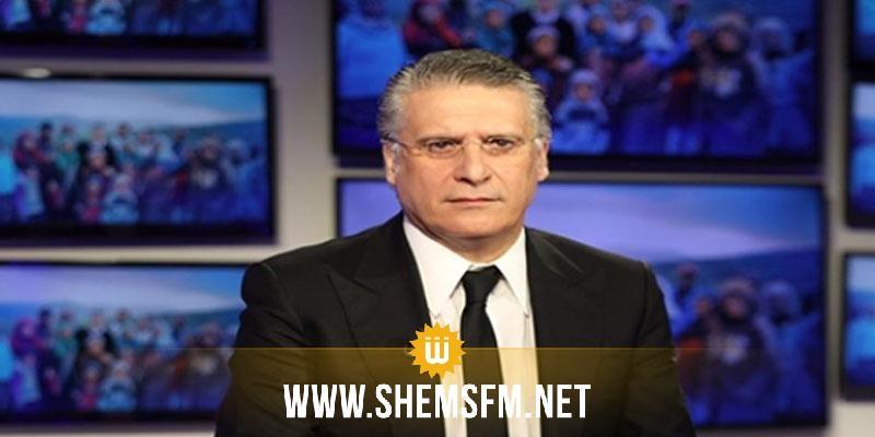 نبيل القروي: 'الشاهد وتحيا تونس والمنظومة الحاكمة مجموعة من الإنتهازيين كذبوا وتحيلوا'