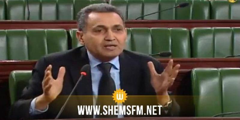 سالم الابيض يدعو فتحي العيادي للاعتذار منه بسبب مرسي