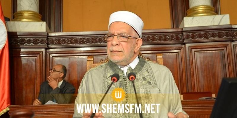 البرلمان: عبد الفتاح مورو يتعرض لوعكة صحية