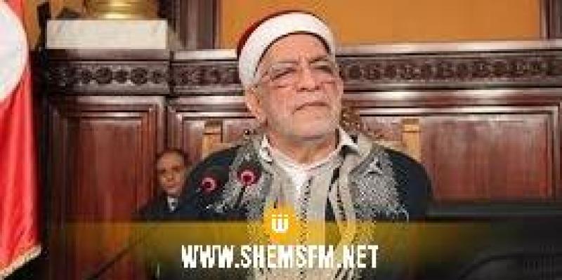 Abdelfattah Mourou victime d'un malaise à l'assemblée