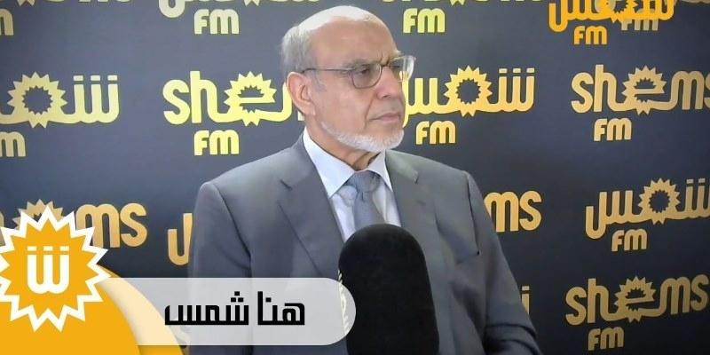 حمادي الجبالي: حركة النهضة أكبر الخاسرين من تنقيح مشروع القانون الإنتخابي