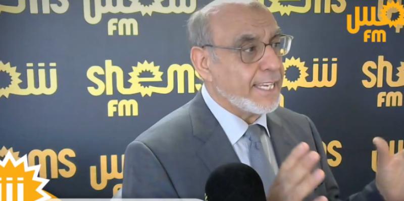 Hamadi Jebali : 'comme j'ai quitté l'organisation Ennahdha, je ne peux être son candidat à la présidentielle'