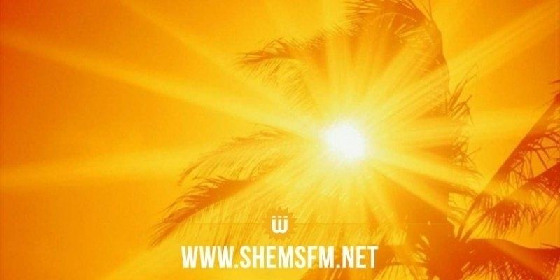 Météo du lundi 24 Juin: les températures demeurent élevées