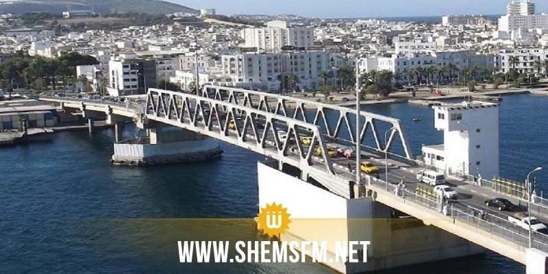 Une panne électrique derrière l'arrêt du pont mobile de Bizerte