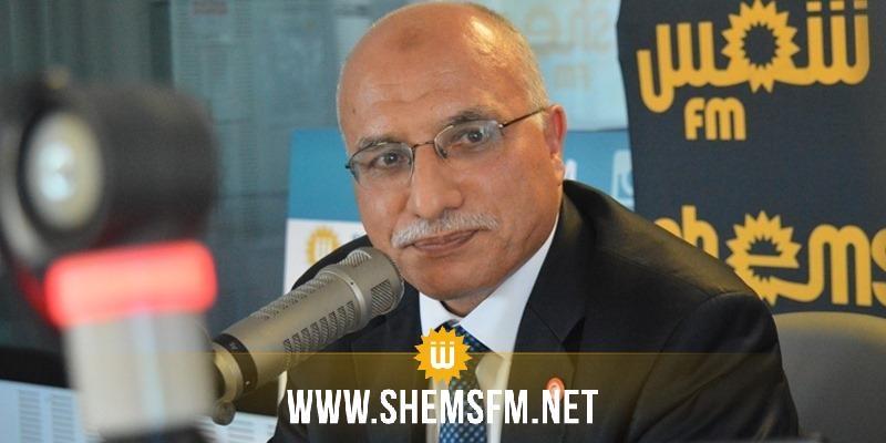 عبد الكريم الهاروني: 'النهضة ليس لديها جمعيات ونريد ديمقراطية دون تحيل'