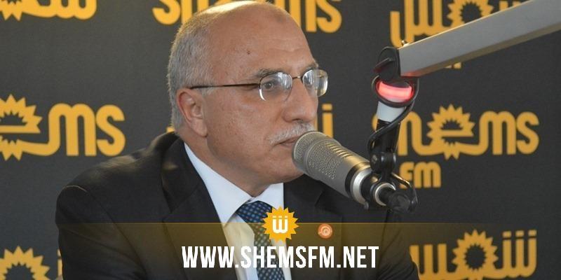 عبد الكريم الهاروني: 'النهضة لا تحكم'
