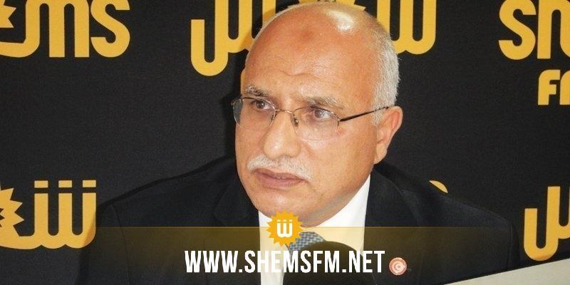 عبد الكريم الهاروني: 'النهضة لن ترشح حمادي الجبالي ولن تدعمه'