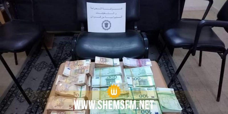 بن قردان: الديوانة تحجز 223 ألف أورو