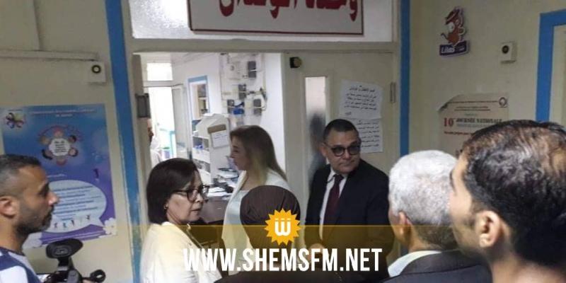 وزيرة الصحة بالنيابة: 'نابل ستكون ولاية ذات أولوية في طب الإختصاص'