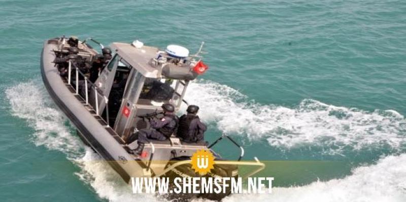قرقنة: جيش البحر يُجلي بحارا تعرض لتوعك صحي في عرض البحر
