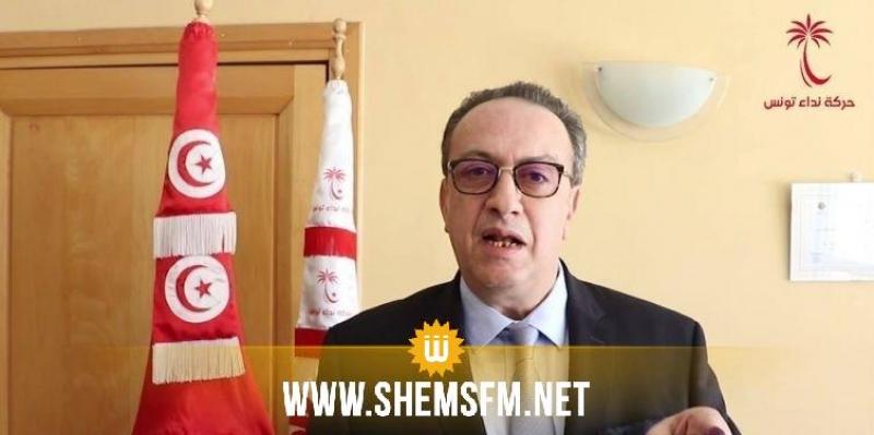 حافظ قايد السبسي: نداء تونس ليست لها علاقة حاليا بتحيا تونس